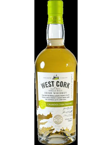West Cork Single Malt Calvados Cask...