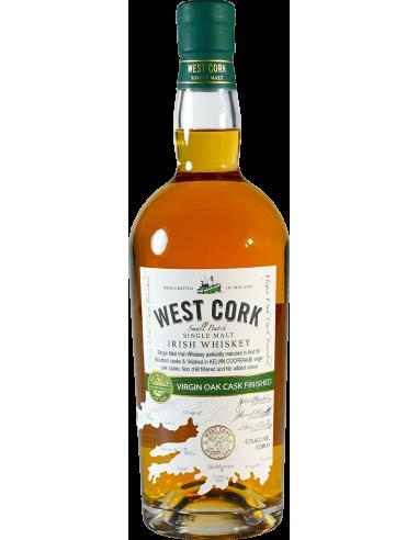 West Cork Single Malt Virgin Oak Cask...