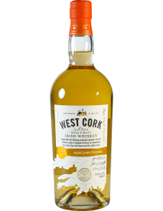 West Cork Single Malt Rum...
